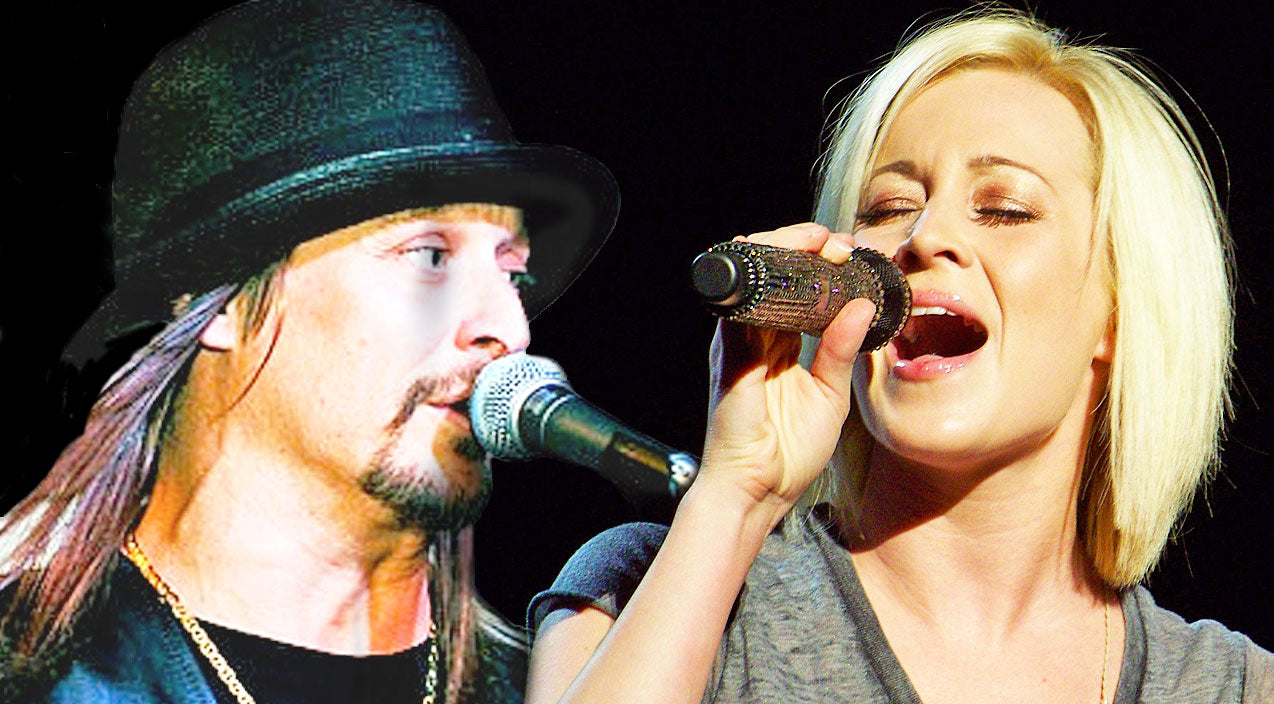 Kid rock Songs | Kellie Pickler Joins Kid Rock For Incredible Performance Of 'Picture' | Country Music Videos
