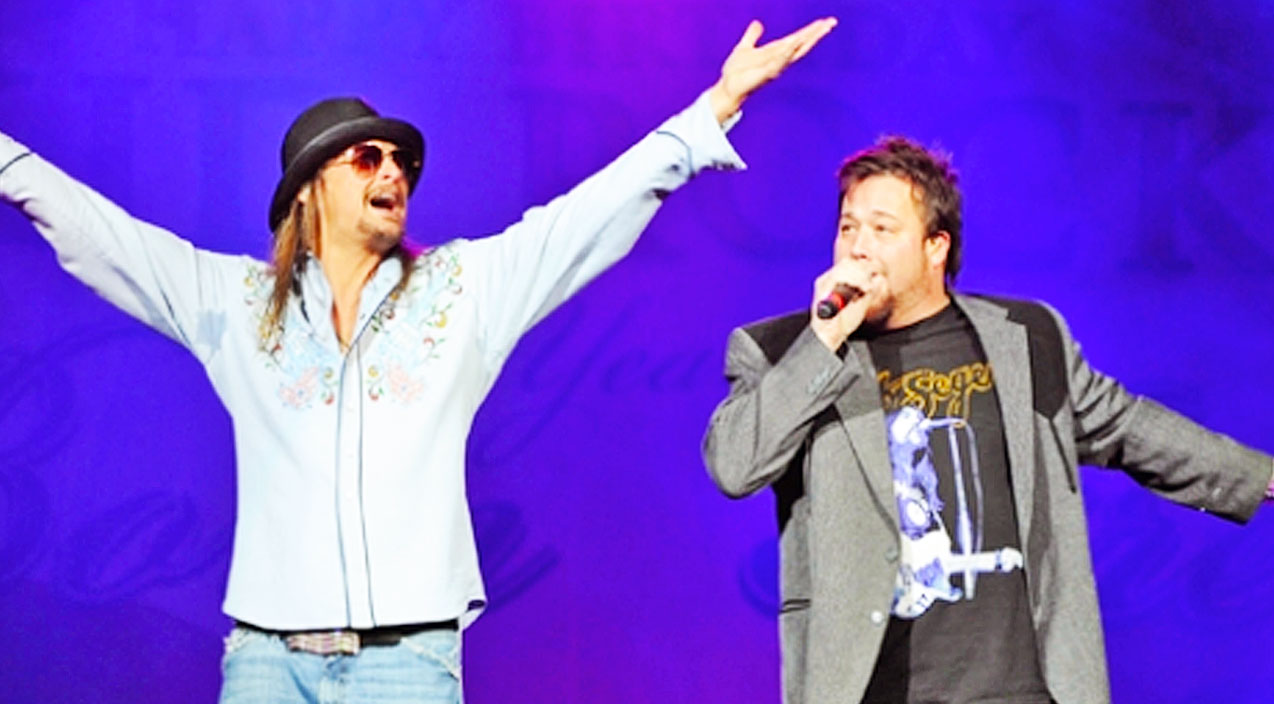 Uncle kracker Songs | Kid Rock & Uncle Kracker Team Up For Show-Stopping Performance Of 'Good To Be Me' | Country Music Videos