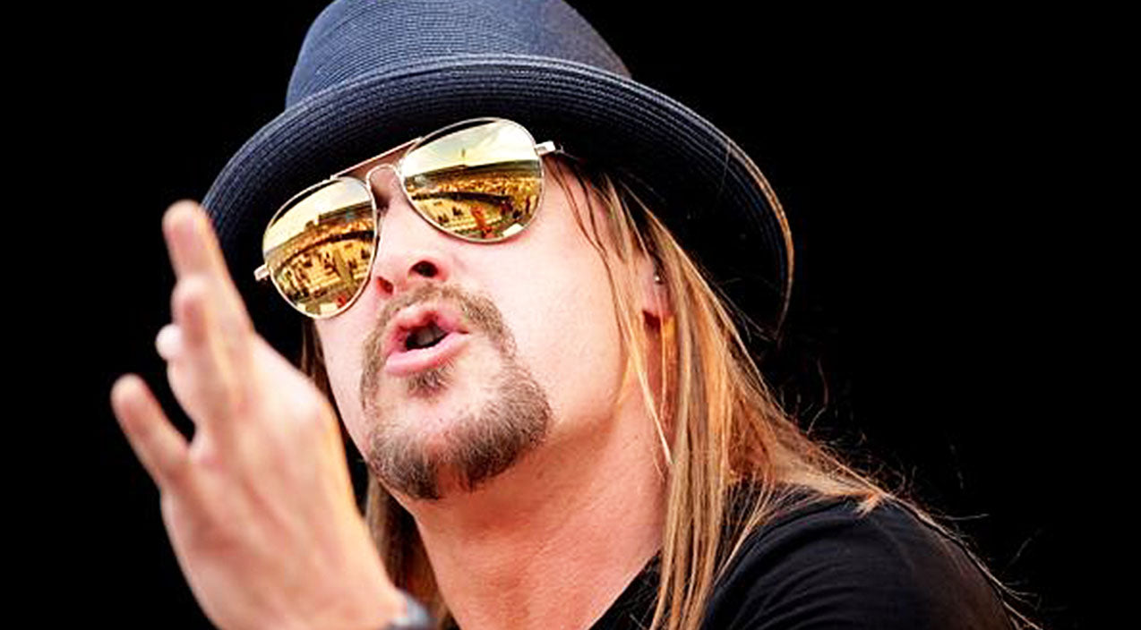 Kid rock Songs | Civil Rights Organization Enraged After Detroit Pro-Sports Team Campaigns With Kid Rock | Country Music Videos