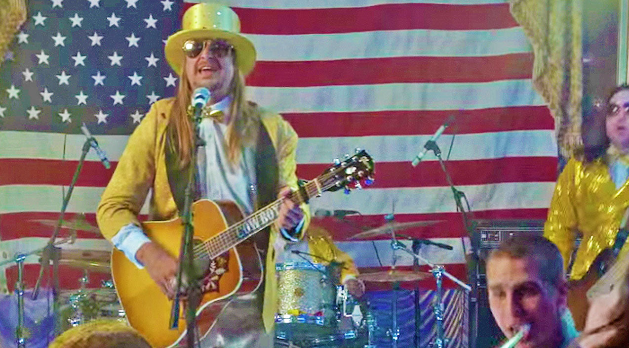 Kid rock Songs | Kid Rock Brings On The New Year With Hilarious Tune, 'Happy New Year' | Country Music Videos