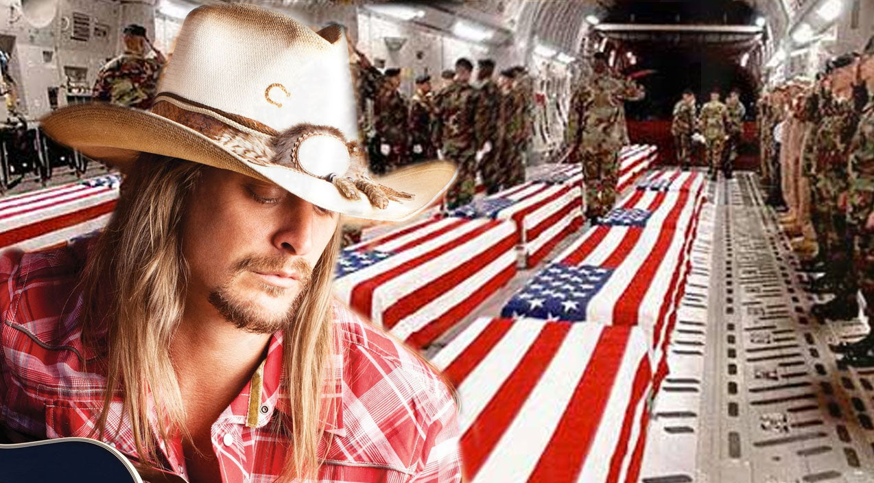 Kid rock Songs | Kid Rock Delivers Bone-Chilling Tribute To Our Nation's Fallen Heroes | Country Music Videos