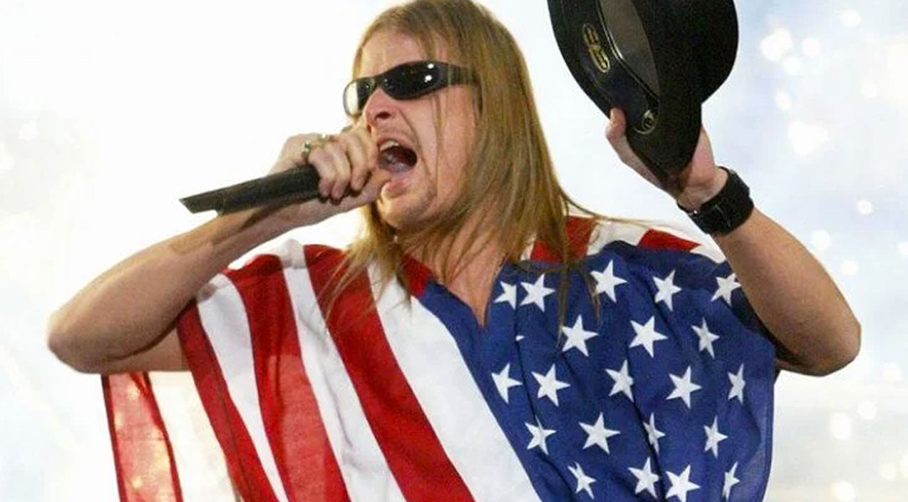 Kid rock Songs | Kid Rock Proudly Defends Nation's Military In Fiery Tribute | Country Music Videos