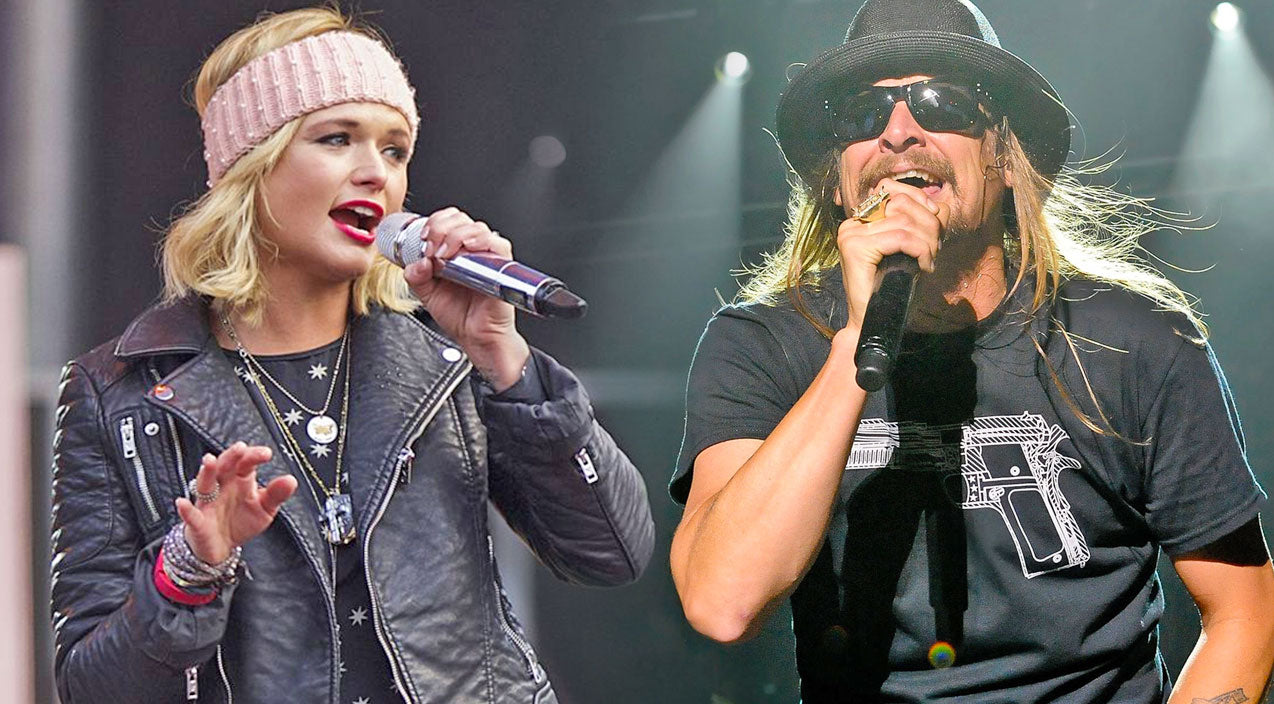 Pistol annies Songs | Miranda Lambert Joins Kid Rock In Sassy Performance Of 'Picture' | Country Music Videos