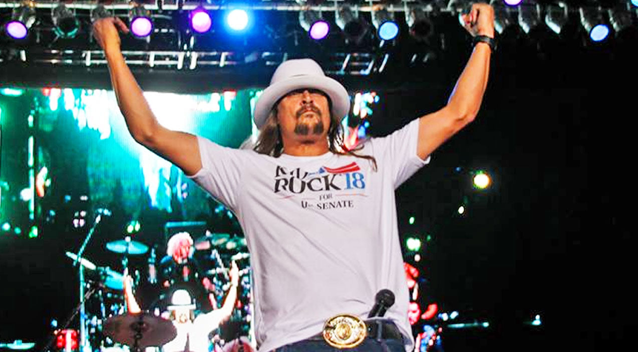 Kid Rock Finally Reveals If He Is Really Running For US Senate | Country Music Videos