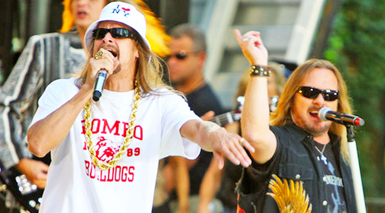 Lynyrd skynyrd Songs | Kid Rock Joins Lynyrd Skynyrd For Electrifying Performance | Country Music Videos