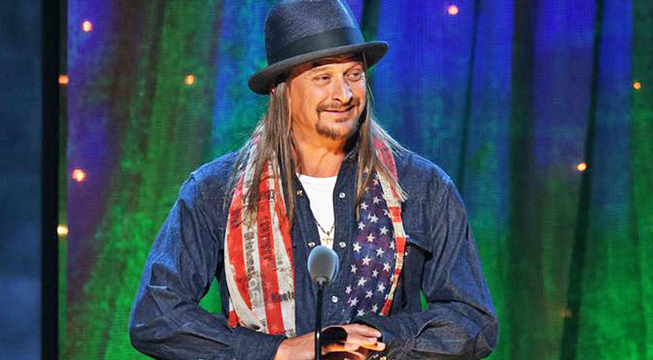 Kid rock Songs | Outrage Sparks After Kid Rock Releases Bold New Line Of Merchandise | Country Music Videos