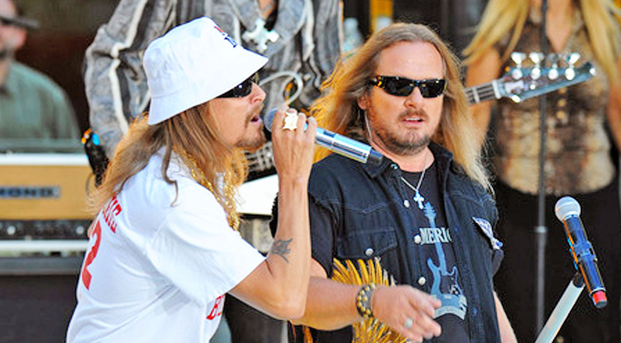 Lynyrd skynyrd Songs | 1. Kid Rock: