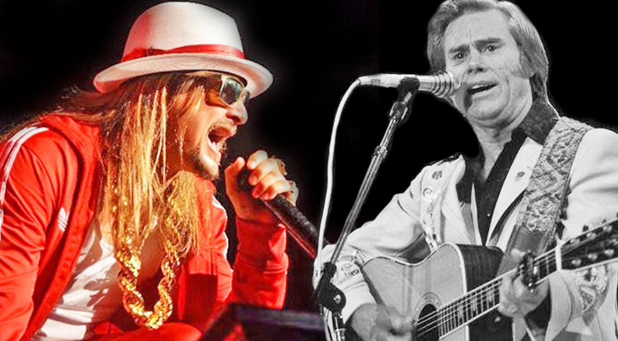Sheryl crow Songs | Kid Rock Delivers Mind-Blowing Cover Of George Jones' 'White Lightning' | Country Music Videos