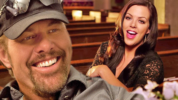 Toby keith Songs | Toby Keith's Daughter Pours Heart Out In Emotional Wedding Song Dedicated to Her Father | Country Music Videos