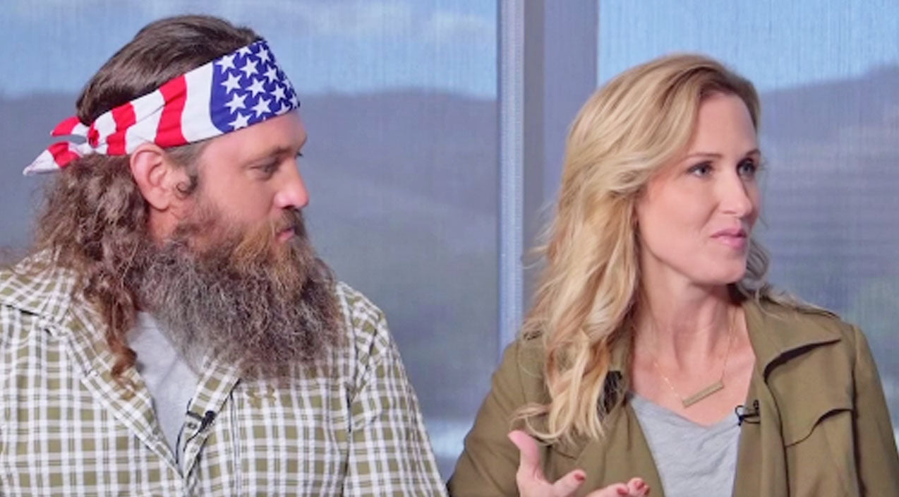 Willie robertson Songs | Korie Robertson Exposes Her True Feelings On Hunting | Country Music Videos