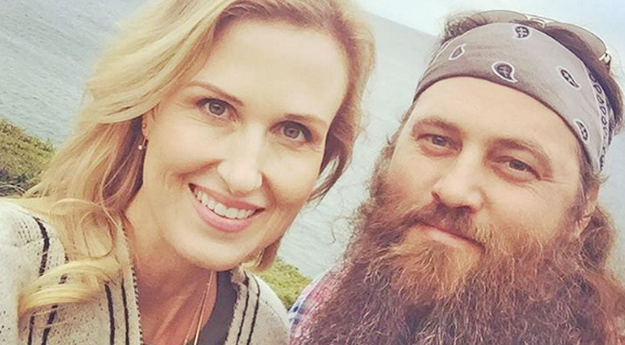 Willie robertson Songs | Korie Robertson Shares Never Before Seen Photo Of Willie For Father's Day | Country Music Videos
