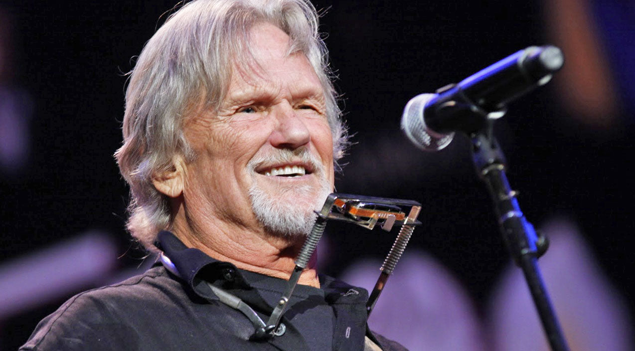 Kris kristofferson Songs | Kris Kristofferson Makes Huge Donation To Children's Charity | Country Music Videos