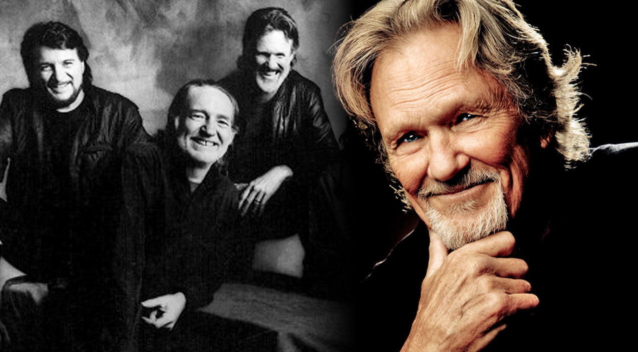 Kris kristofferson Songs | Kris Kristofferson And The Highwaymen Rock The House With