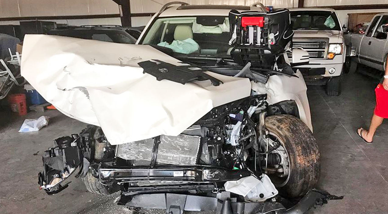 Toby Keith's Daughter And Family Hit By Drunk Driver In ...