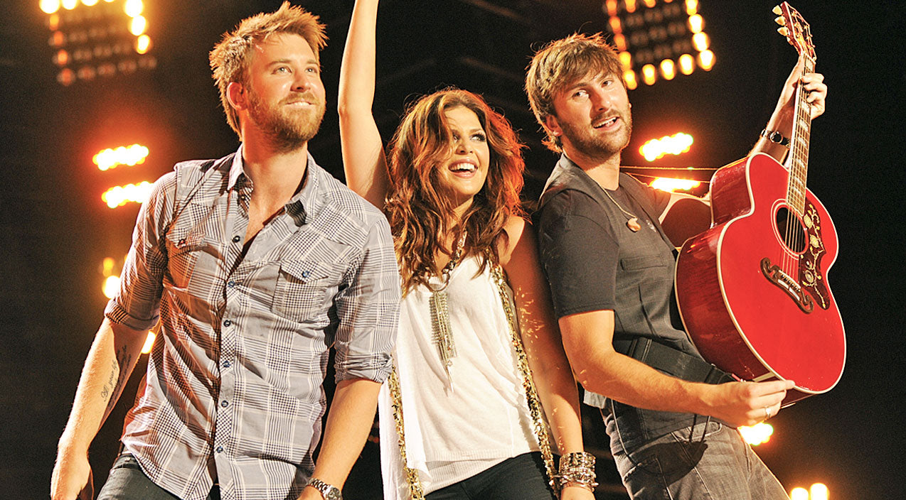 Lady antebellum Songs | Lady Antebellum Proves Love Conquers All In Mega-Hit 'I Run To You' | Country Music Videos