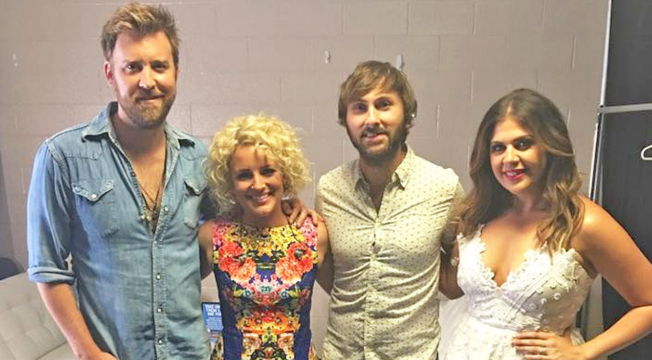 Lady antebellum Songs | Country Singer Suffers Wardrobe Malfunction During Popular Music Festival | Country Music Videos