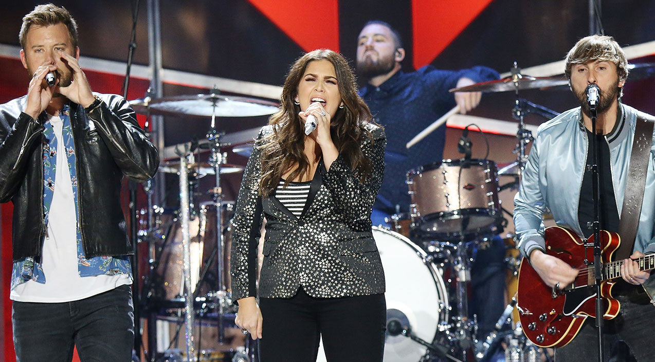 Lady antebellum Songs | Music Worlds Collide When Lady Antebellum Joins Forces With Earth, Wind, and Fire At CMT Awards | Country Music Videos