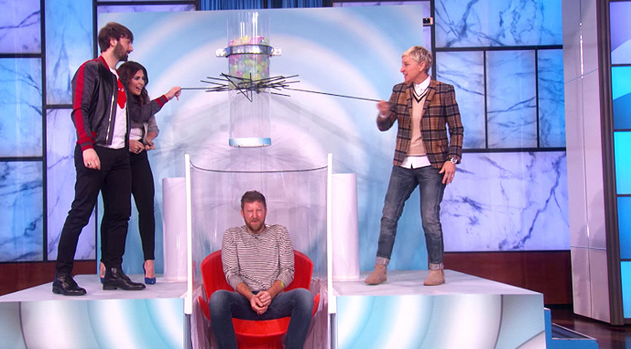 Modern country Songs | Lady Antebellum Takes On Ellen For Hysterical Game Of 'Oops! My Water Broke!' | Country Music Videos
