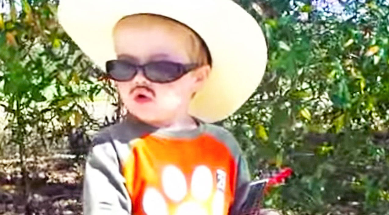 Classic country Songs | 5-Year-Old 'Alan Jackson' Will Steal Your Heart While Singing 'Country Boy' | Country Music Videos
