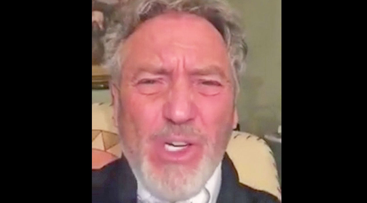 Larry gatlin Songs | Country Legend Larry Gatlin Gets Fired Up About Barack Obama | Country Music Videos