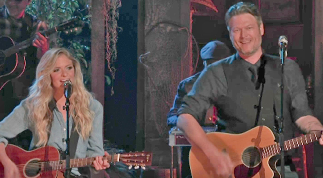 The voice Songs | Blake Shelton And Lauren Duski Team Up For Phenomenal 'There's A Tear In My Beer' Duet | Country Music Videos