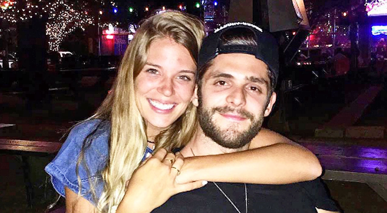 Thomas rhett Songs | Thomas Rhett Asks Fans To 'Please Pray' For His Wife | Country Music Videos