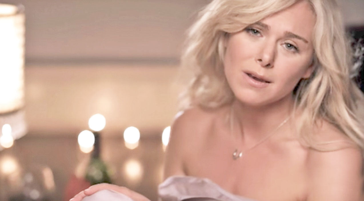 Laura bell bundy Songs | Laura Bell Bundy Yearns For Her Man In Lustful 'Drop On By' Music Video | Country Music Videos