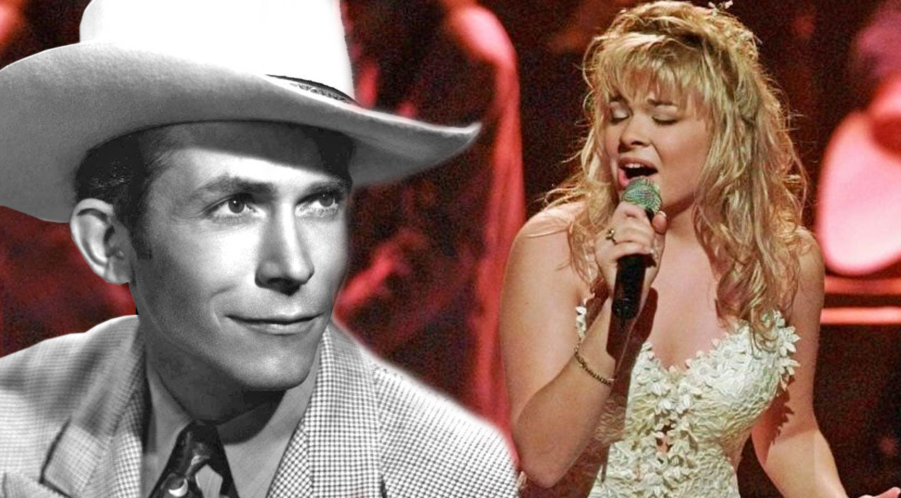 Leann rimes Songs | 15-Year-Old LeAnn Rimes Shines Bright With Hank's 'I'm So Lonesome I Could Cry' | Country Music Videos