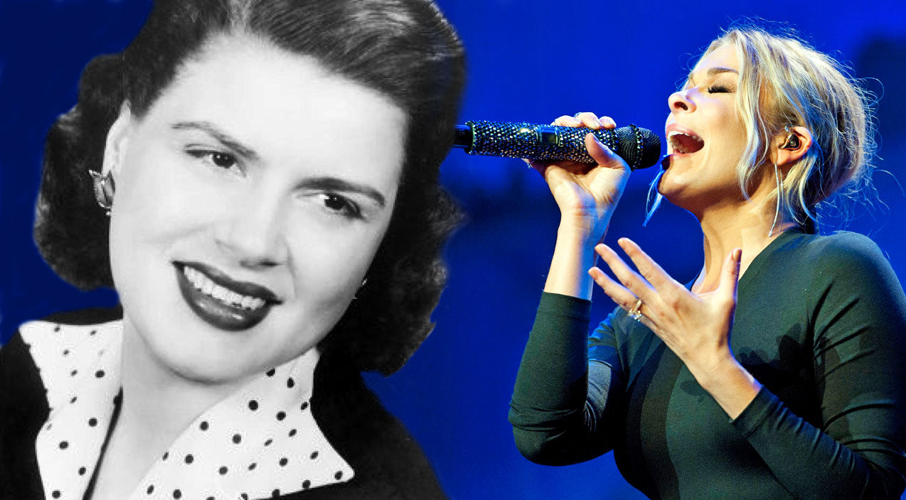 Patsy cline Songs | LeAnn Rimes Pays Tribute To Her Idol, Patsy Cline, With Captivating Cover Of 'Crazy' | Country Music Videos