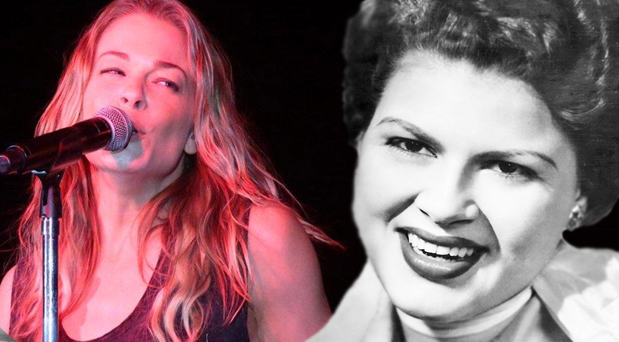 Patsy cline Songs | LeAnn Rimes And Fellow Country Superstar Pay Tribute To Patsy Cline's 'Walkin' After Midnight' | Country Music Videos