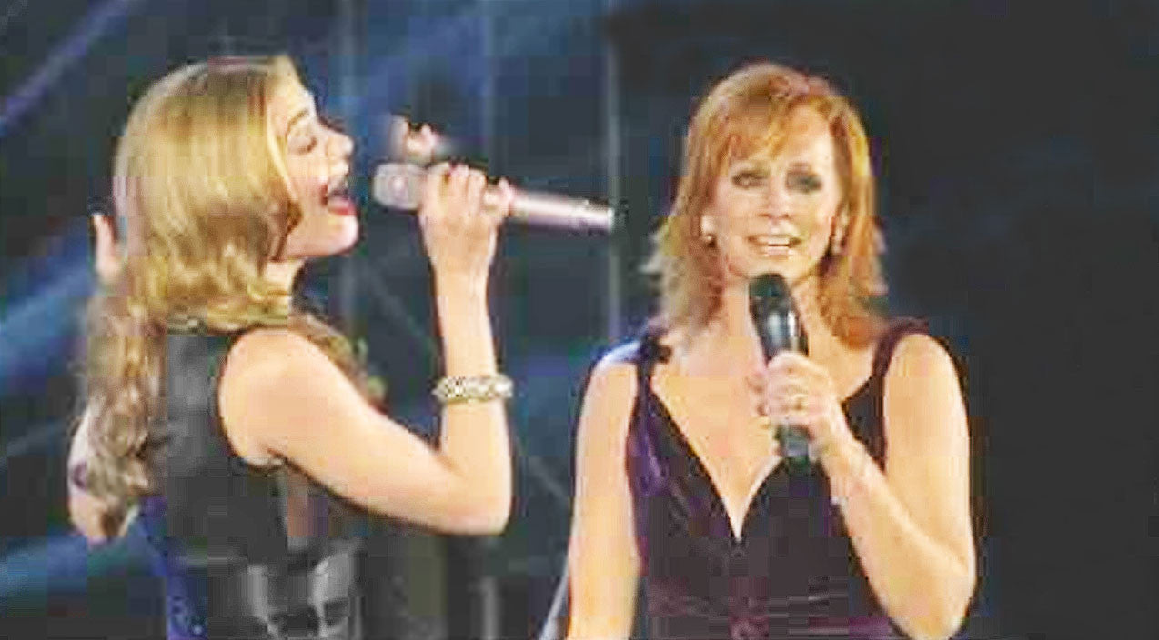 Reba mcentire Songs | LeAnn Rimes & Reba Deliver Tear-Jerking 'When You Love Someone Like That' Duet | Country Music Videos