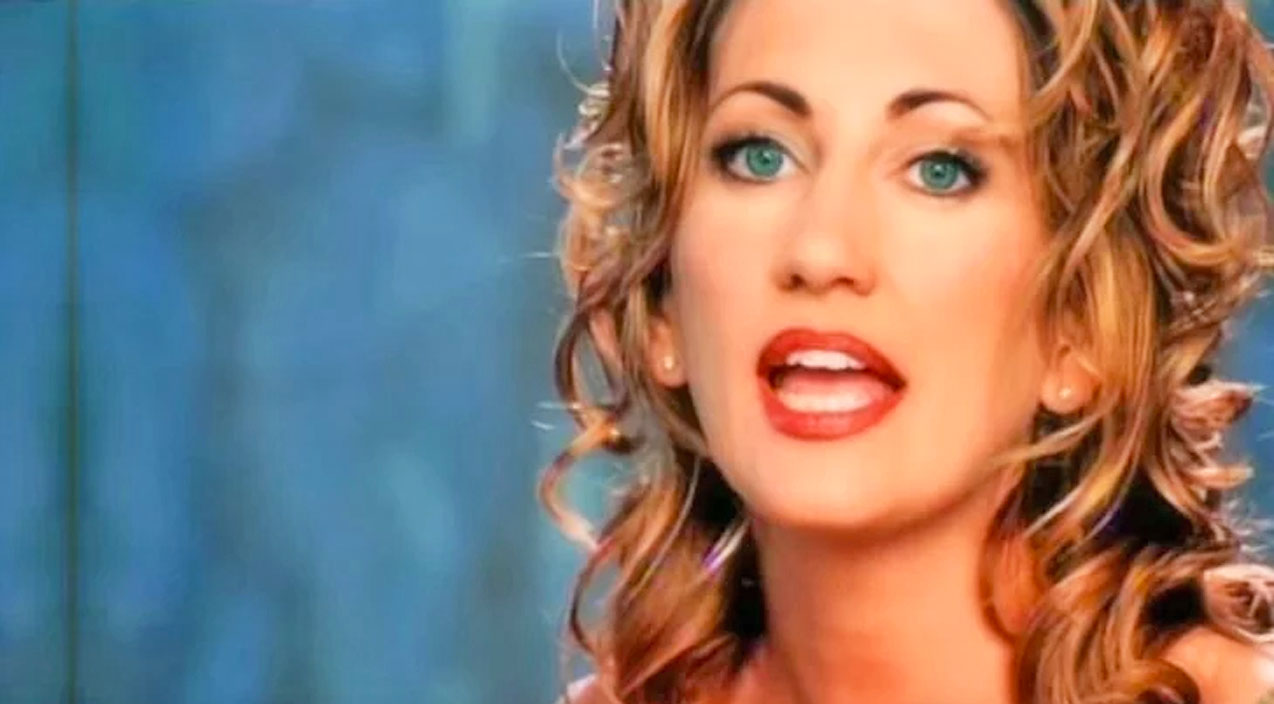 Lee ann womack Songs | Lee Ann Womack Brings The World To Its Knees With Unforgettable 'I Hope You Dance' | Country Music Videos
