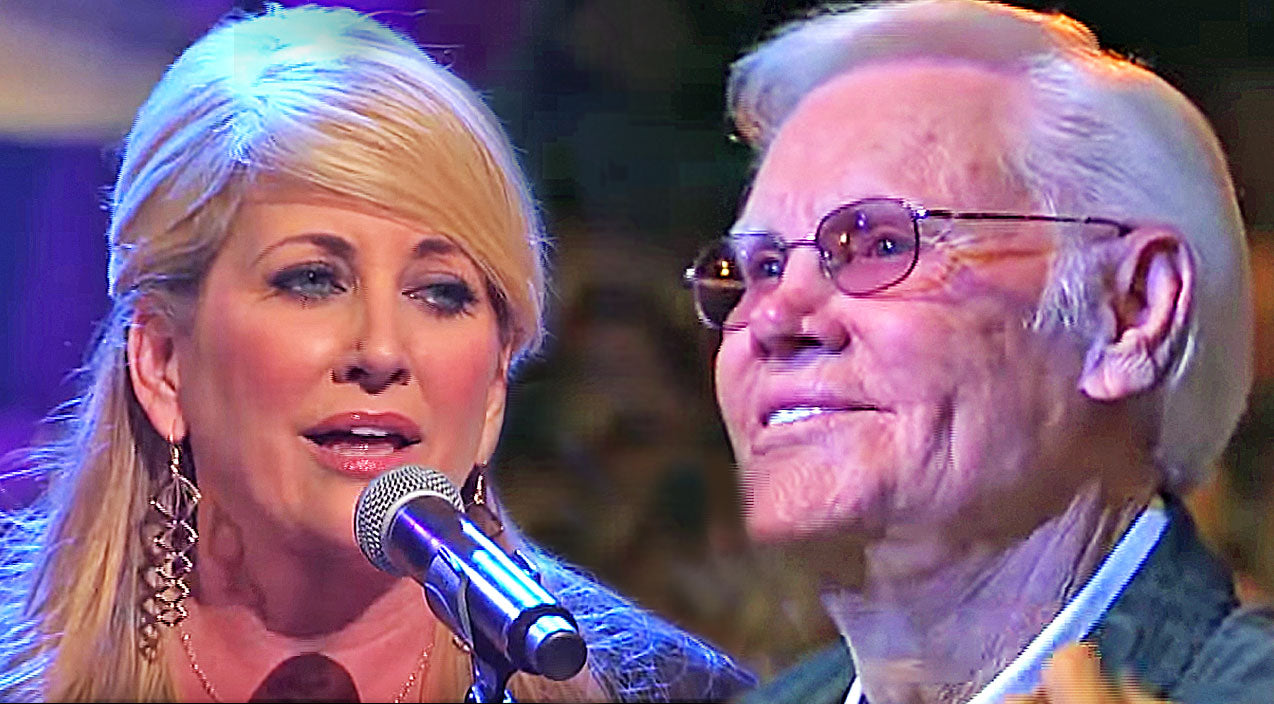 Lee ann womack Songs | Heartbreaking Tribute: Lee Ann Womack Honors George Jones With 'Grand Tour' | Country Music Videos