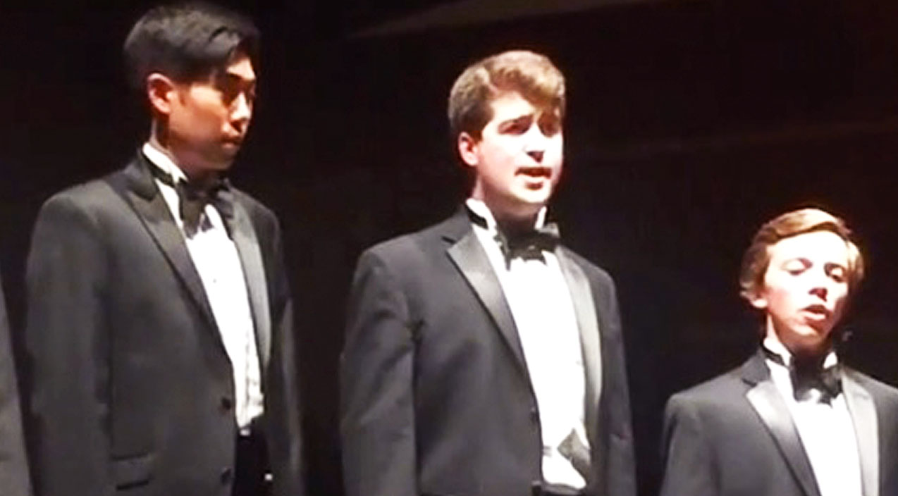 Lee greenwood Songs | Watch Lee Greenwood's Talented Son Sing A Magnificent Rendition Of 'O Come, O Come Emmanuel' | Country Music Videos