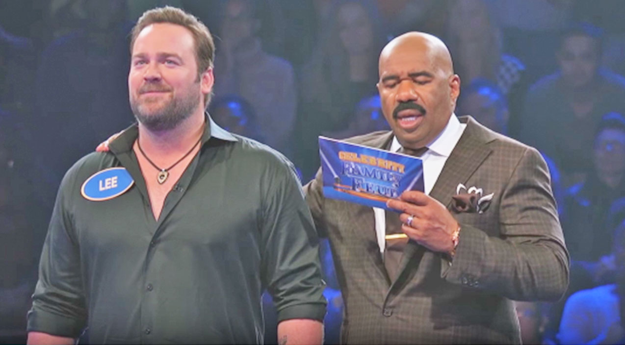 Lee brice Songs   Lee Brice & Family Cut It Close In Nail-Biting 'Fast Money'   Country Music Videos