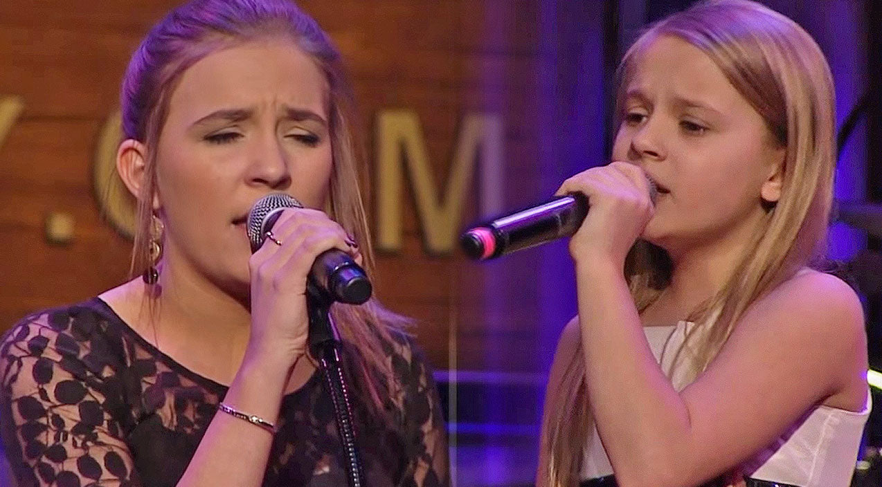 Lennon & maisy Songs | Lennon And Maisy Stun With Soulful Song Written By Parents At The Opry | Country Music Videos
