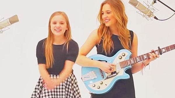 Lennon & maisy Songs | Lennon & Maisy - Boom Clap (Charli XCX Cover) | Country Music Videos