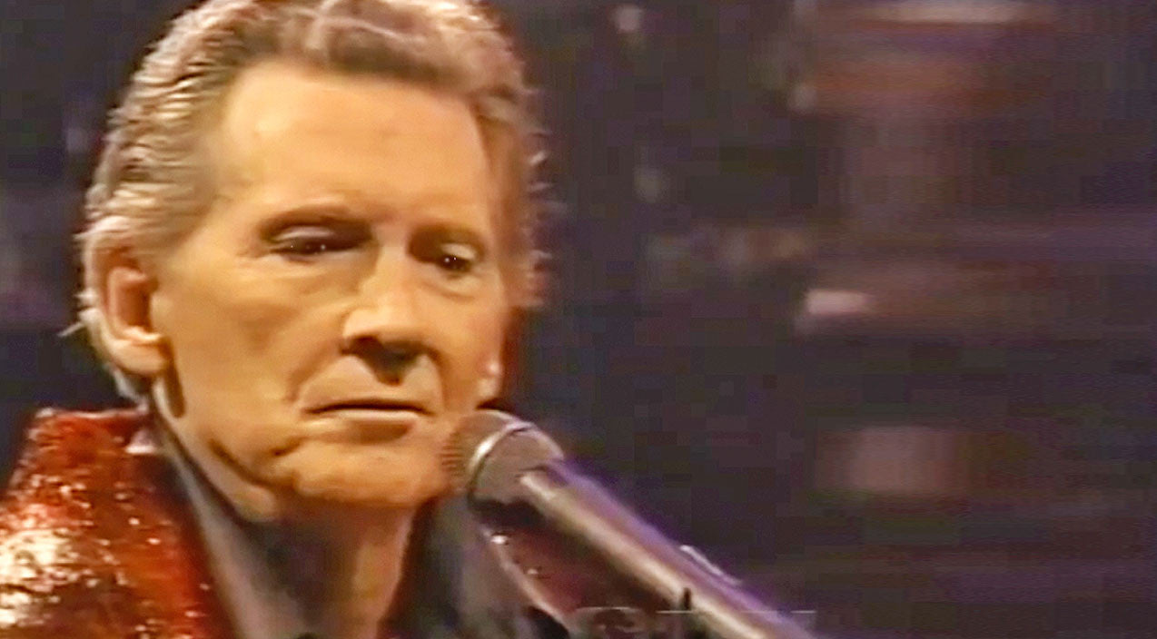Jerry lee lewis Songs | Jerry Lee Lewis Stuns Fans With Unexpected 'Old Rugged Cross' Performance | Country Music Videos