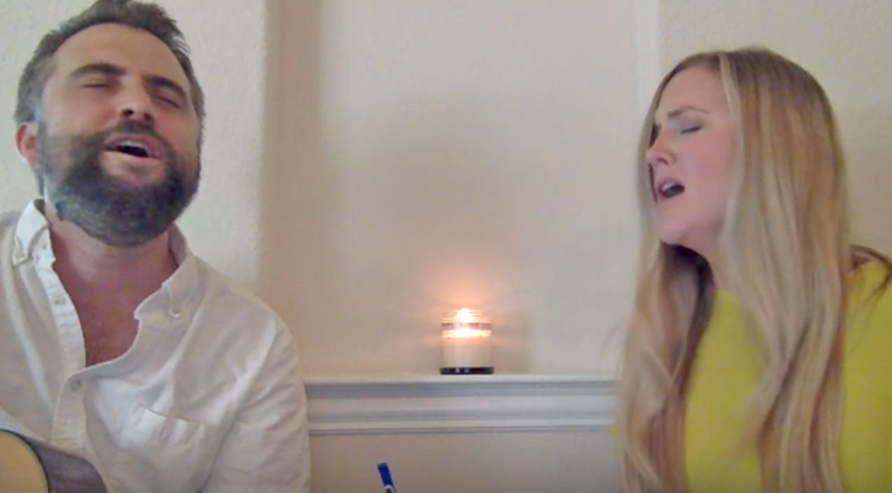 George jones Songs | Duo Delivers Spine-Tingling Harmonies In 'Tennessee Whiskey' Cover | Country Music Videos