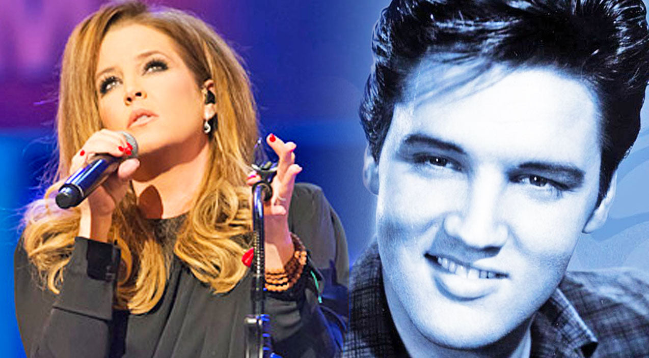Priscilla presley Songs   Lisa Marie Presley Keeps Her Father's Legacy Alive Through Memories & Music   Country Music Videos