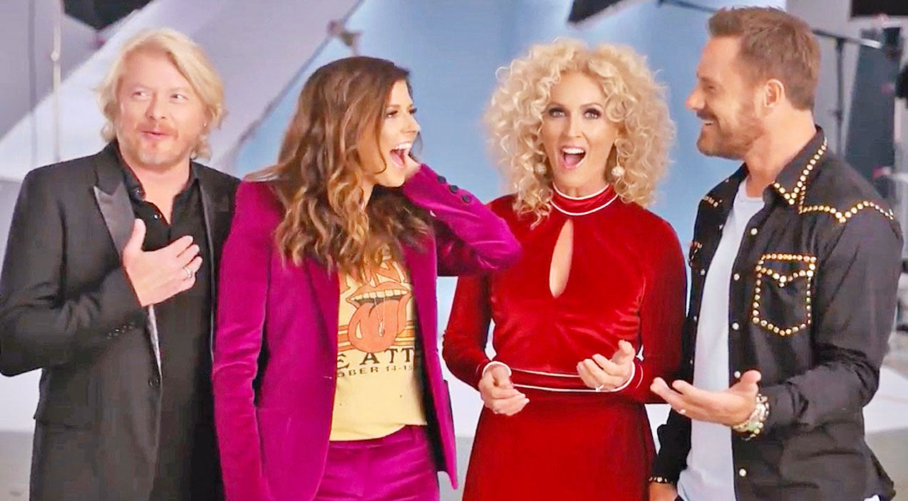 Little big town Songs   Little Big Town Member Surprises Bandmates On Camera With Exciting News   Country Music Videos