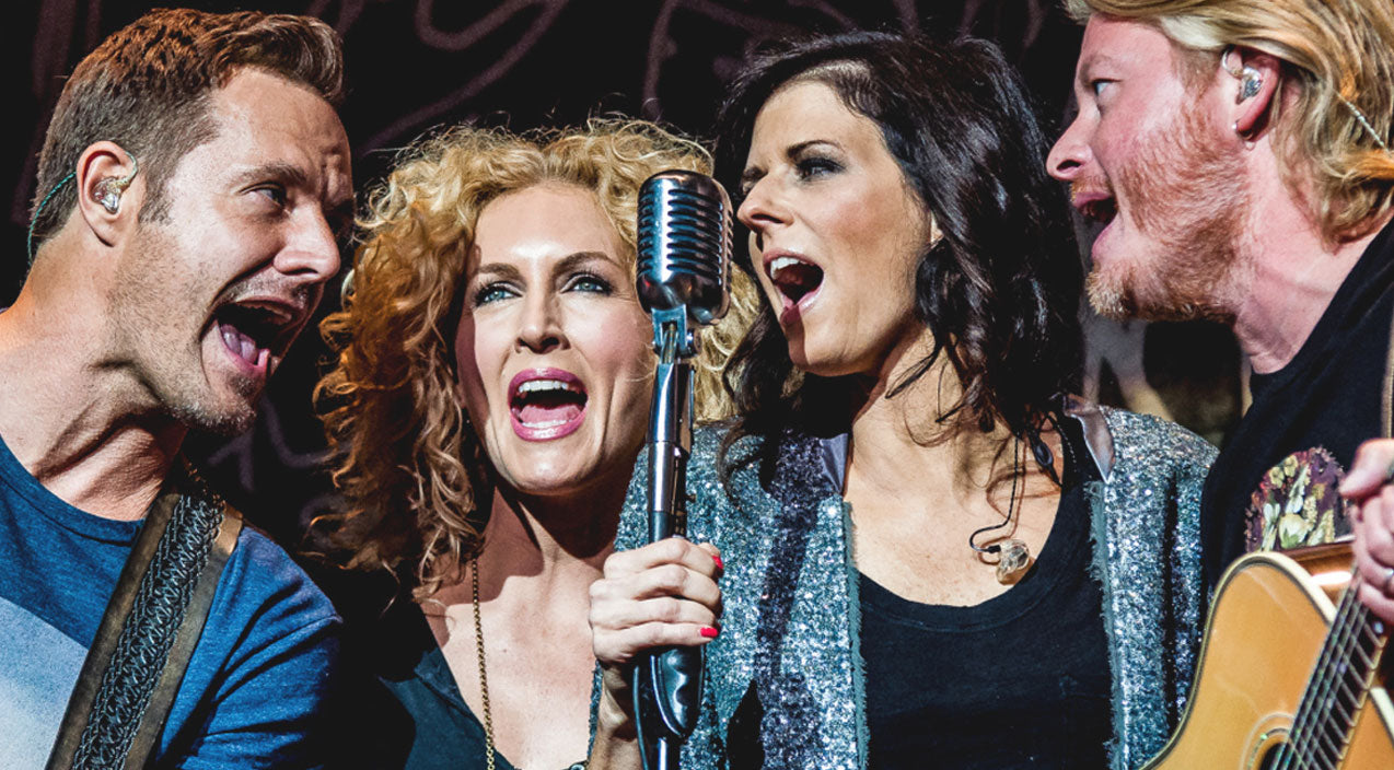 Little big town Songs | Little Big Town hit 'Girl Crush' Dropped From Radio For 'Racy' Lyrics | Country Music Videos