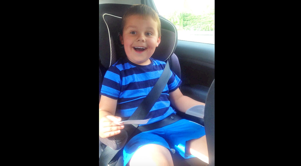 Kids Songs | This 5-Year-Old's Reaction To Becoming A Big Brother Will Make Your Day | Country Music Videos