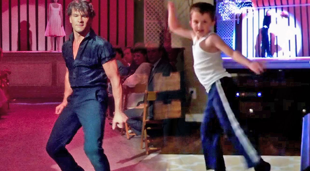 Patrick swayze Songs | Patrick Swayze Or Charlie Stone? Prepare To Be Blown Away By This 8-Year-Old's Dance Moves | Country Music Videos