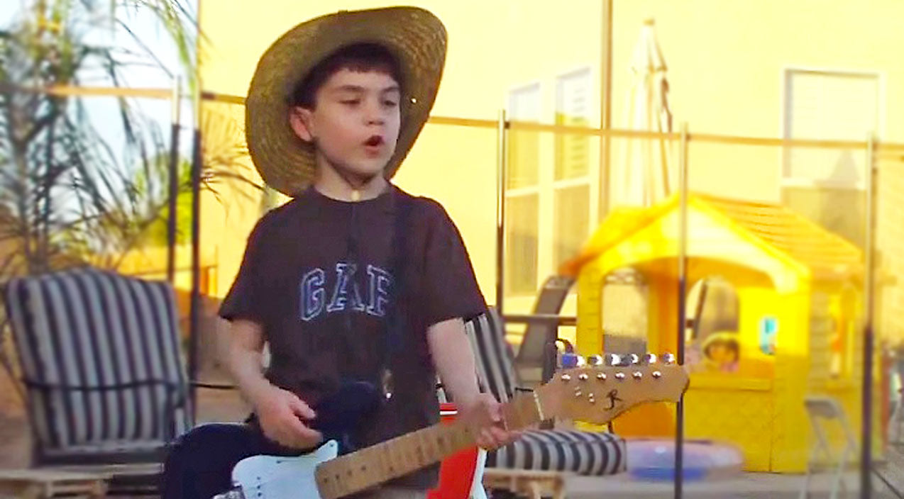 Toby keith Songs | 5-Year-Old Boy Sings The Cutest Cover Of Toby Keith's 'How Do You Like Me Now?' | Country Music Videos