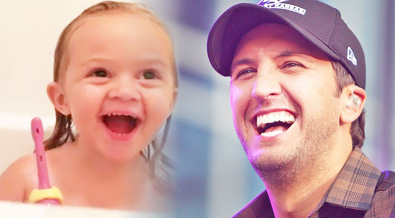 Luke bryan Songs | Luke Bryan's Biggest Fan Is The Most Adorable Little Girl, Ever. (Must-See!) (VIDEO) | Country Music Videos