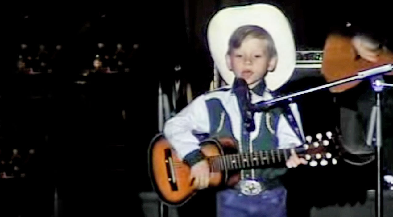 Hank williams Songs | 6-Year-Old Hank Williams Fan Performs Impressive Cover Of 'Your Cheatin' Heart' | Country Music Videos