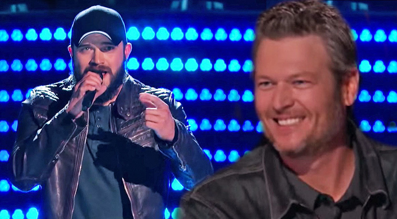 The voice Songs   Nashville Man Wows 'The Voice' With Energetic Cover Of Current Country Hit   Country Music Videos