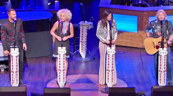 Little big town Songs   'Jolene' Gets The Country Quartet Treatment That Will Send Chills Up Your Spine   Country Music Videos