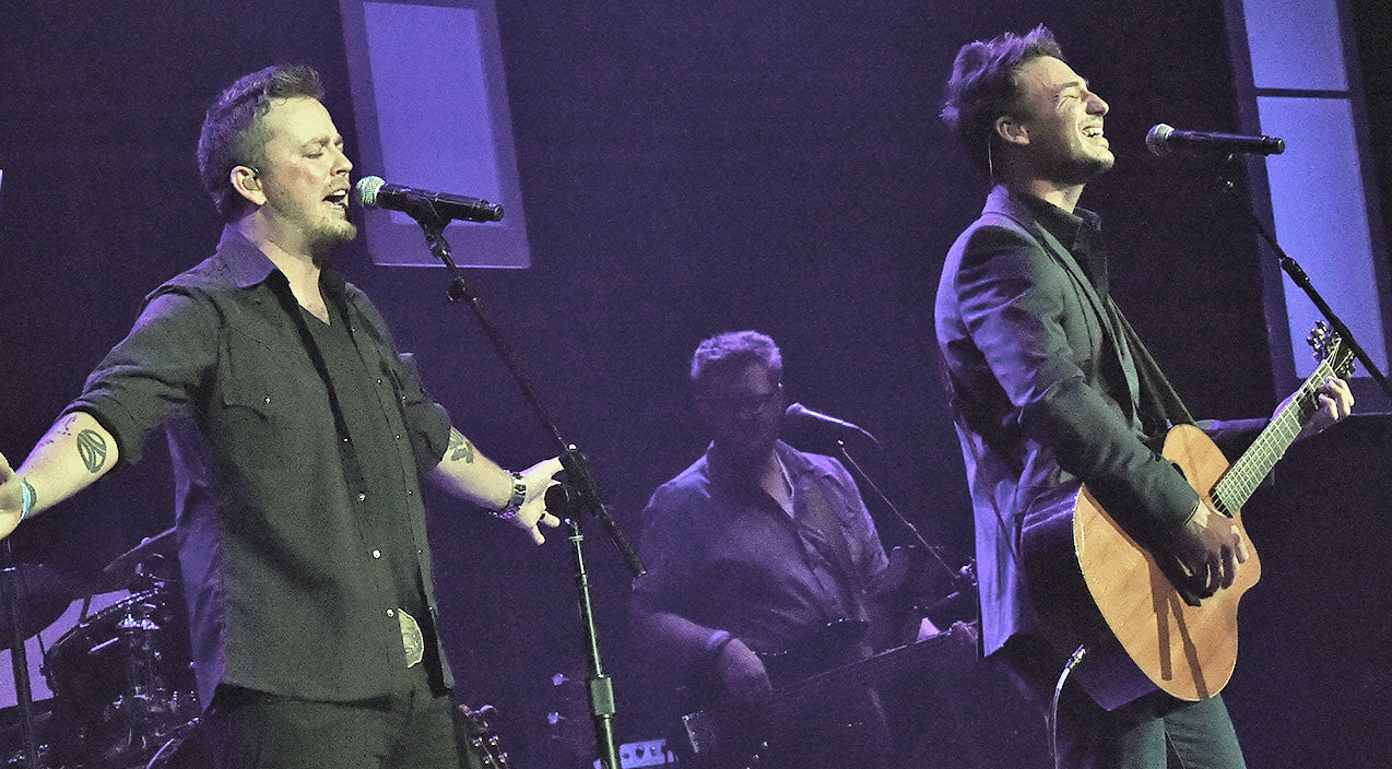 Love and theft Songs | Love And Theft Pledges Profits Of 'Love Wins' To Manchester Bombing Victims | Country Music Videos